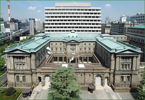 FX自動売買で副業ブログ-日本銀行